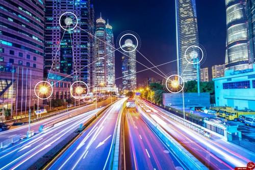 ارتباط دهی به شهر هوشمند